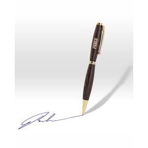 Χειροποίητο ξύλινο στυλό βέγκε