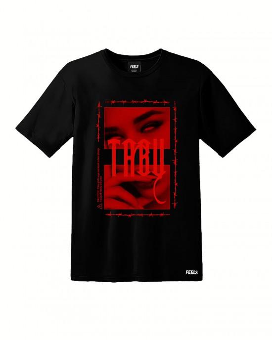 TABU T-Shirt Black