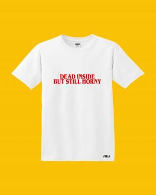 Dead Inside - T-Shirt White